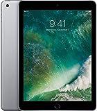 Apple iPad 9.7' with WiFi 32GB- Space Gray (2017 Model) (Renewed)