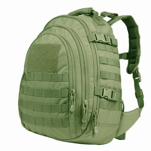 Condor Mission Pack, Color Olive Drab – 162, Outdoor Stuffs
