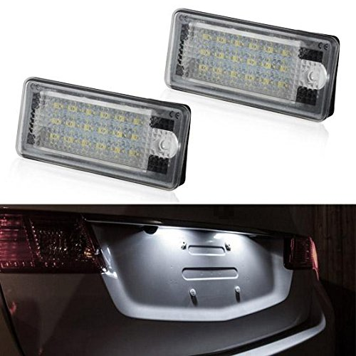 partsam-2pcs-xenon-white-18-smd-high-power-license-plate-led-lights-assembly-for-audi-a3-s3-a4-s4-a5