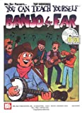 You Can Teach Yourself Banjo by Ear, Jack Hatfield, 0786628650
