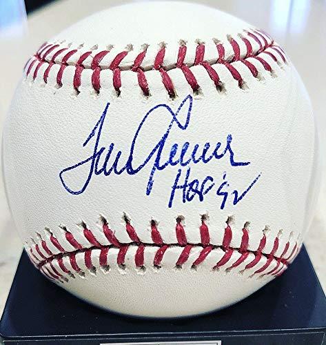 Tom Seaver Autographed Signed Baseball HOF 92 PSA/DNA Graded Gem Mint 10 Autographed Signed