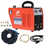 Lotos LT3500 35Amp Air Plasma Cutter 2 5 Inch Clean Cut 110V 120V Input with Pre Installed NPT Quick Connector Portable & Easy Quick Setup Metal Cutter