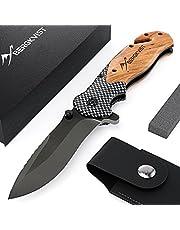BERGKVIST K19 Abenteuer Outdoor Messer