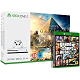 Pack Xbox One S 500 Go Assassin's Creed Origins + GTA V