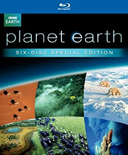Planet Earth: The Complete Series (Special Edition) [6-Disc Blu-ray] (B005C9YZIW) | Amazon Products