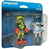 Playmobil Astronautas Juguete geobra Brandstätter 9448