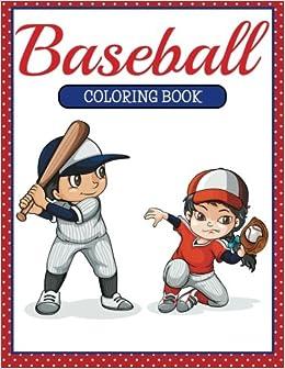 Baseball Coloring Book: Cody Miller: 9780692414392: Amazon.com: Books