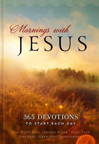 Mornings with Jesus pdf