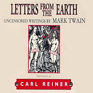 Letters from the Earth Audiobook
