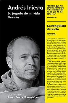 La Jugada De Mi Vida: Memorias por Andrés Iniesta epub