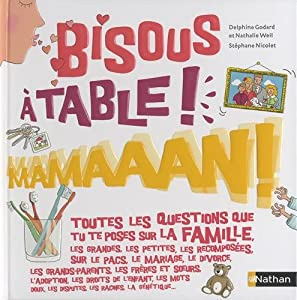 """Afficher """"Bisous, à table ! mamaaan !"""""""
