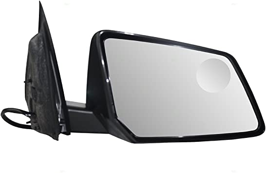 Traverse Acadia Outlook Passengers Side View Power Mirror Textured 23453776