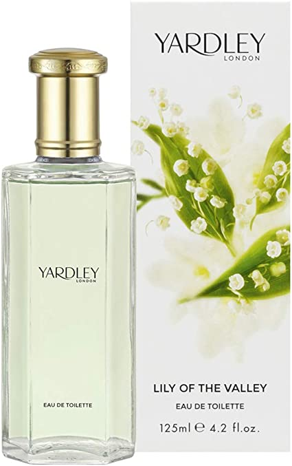 Lily of the Valley EDT Eau de Toilette Perfume for her