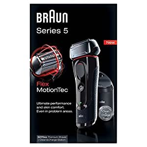 Braun Series 5 5070cc-5 Electric Shaver with Cleaning Centre by Braun