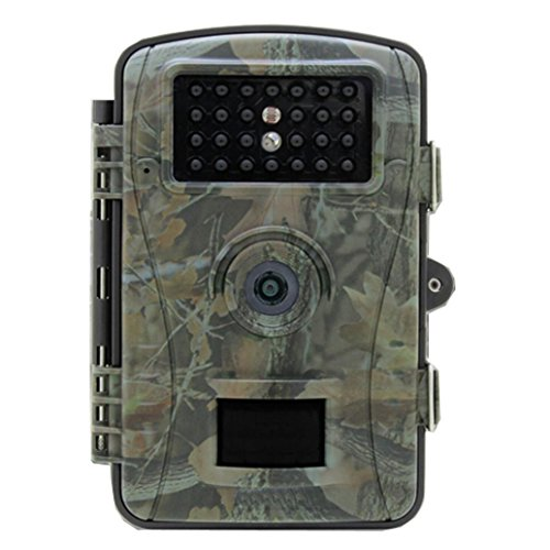 Trail Game Camera, Infrared Night Vision, Bokeley 2.4