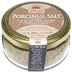 Casina Rossa Porcini and Salt by Nicola de Laurentiis - 3.5 oz.