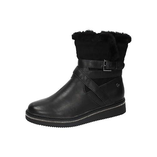 XTI 48446 Botines Forrados Mujer Botines: Amazon.es: Zapatos y complementos