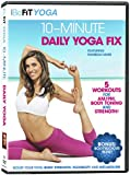 BeFit: 10-Minute Daily Yoga Fix [DVD]