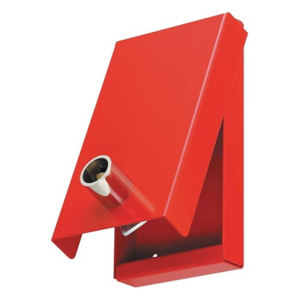 Boite a Clé Pompier rouge. Triangle de 11. Code 1454 BPPEG VIRO