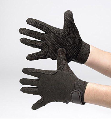 hy5 algodón Granos Palmera Guantes - Negro - XL: Amazon.es: Productos para mascotas