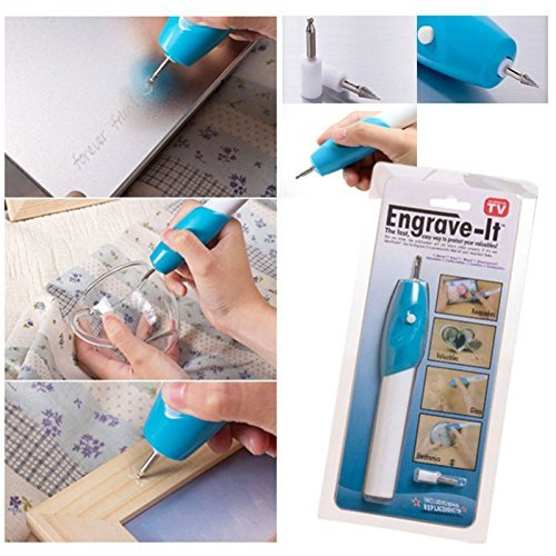 Image result for Tzou Electric Etching Engraving Engrave Carve Tool Steel Engraver Pen
