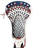 Stick Doctor Lacrosse Mesh Stringing Kit - USA (Navy/Red/White)