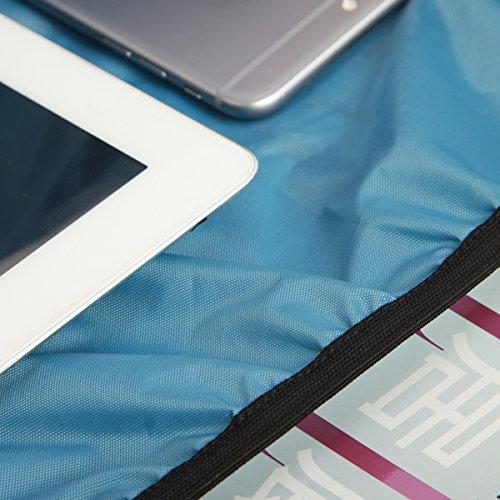 RULOTE Wasserdichte Nylon Hochfestes Garn Laptop Rucksack / Wanderrucksack / Camping Rucksack / Bergsteigen Rucksack