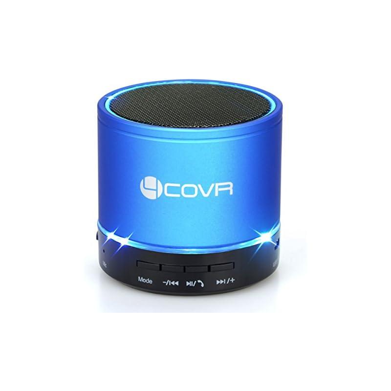 Bluetooth Speaker Wireless, Forcovr Mini