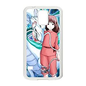 Spirited Away Cell Phone Case for Samsung Galaxy S5 by runtopwell