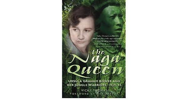 Naga Queen - VICKY THOMAS | 9780752464015 | Amazon com au