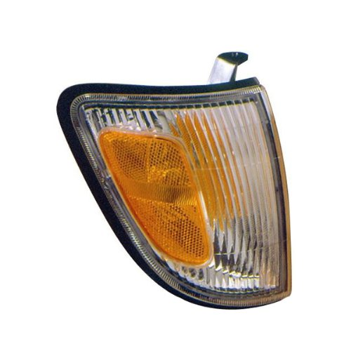 - 1997-2000 Toyota Tacoma 2WD Truck (excluding PreRunner & Stepside Models) Corner Park Lamp Turn Signal Marker Light Right Passenger Side (1997 97 1998 98 1999 99 2000 00)