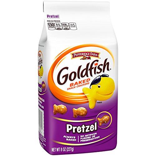 Pepperidge Farm, Goldfish, Pretzel, 8 Ounce