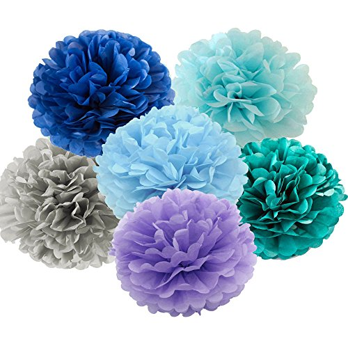 X sunshine outdoor indoor 12pcs 10 12 pom poms tissue paper x sunshine outdoor indoor 12pcs 10 12 pom poms tissue paper flowers ball mightylinksfo