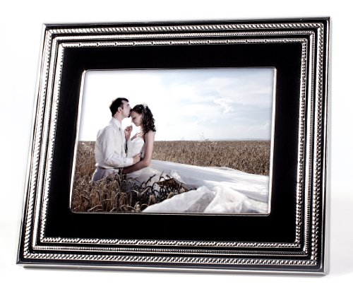 Vera Wang Love Noir Digital Photo Frame, 8-Inch by Vera Wang