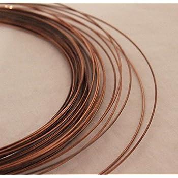 Copper Wire Solder 18ga 10 Foot Package