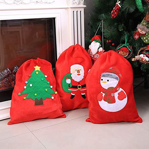 de Bolso Bolso de de Navidad Bolso Navidad Bolso Navidad de Navidad Infantil TREESTAR xRqFIF