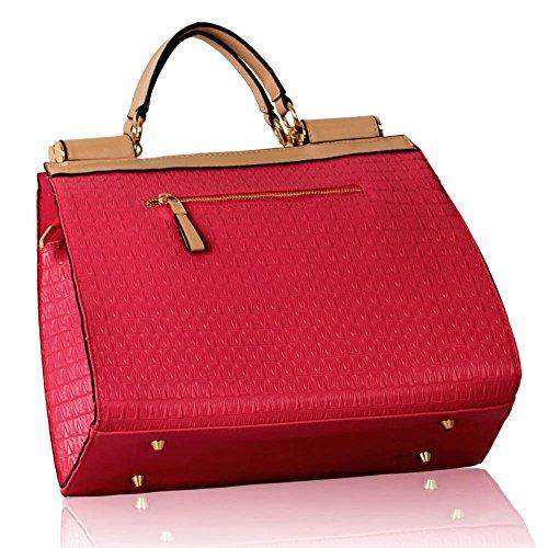 TrendStar - Bolsos Mujer Z - Pink