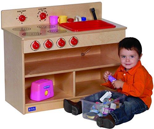 Toddler 2-in-1 Kitchen Center ()