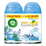 Air Wick Freshmatic Automatic Spray Refill Air Freshener, Fresh Waters, 2 Refills, 12.34oz