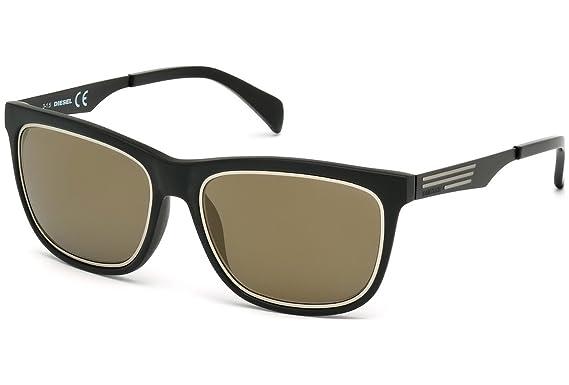Diesel Sonnenbrille DL0165 02G Sonnenbrille Herren M6uqra