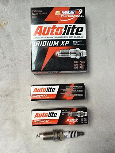 Autolite 6 x Bujías de iridio 56041402 AB xp985 Cherokee XJ 4.0L 1991 - 2001: Amazon.es: Coche y moto