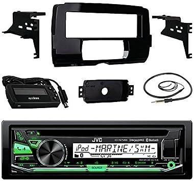 Metra 99-9700 14-Up Harley Davidson Vehicle Single ISO DIN Dash Installation Kit