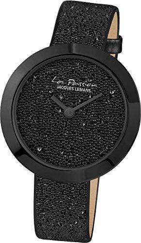 Jacques Lemans La Passion LP-124D Wristwatch for women With Swarovski crystals