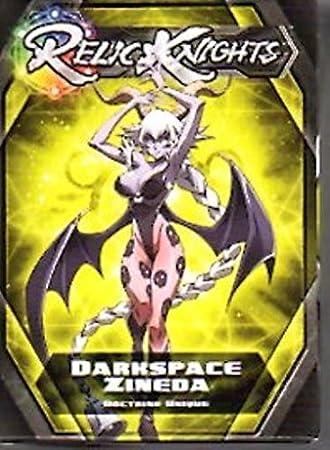 RK Darkspace Zineda Board Game by Ninja Division: Amazon.es ...