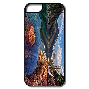 New Design Male Cases Particular Mountain Lake Clear Water by lolosakes