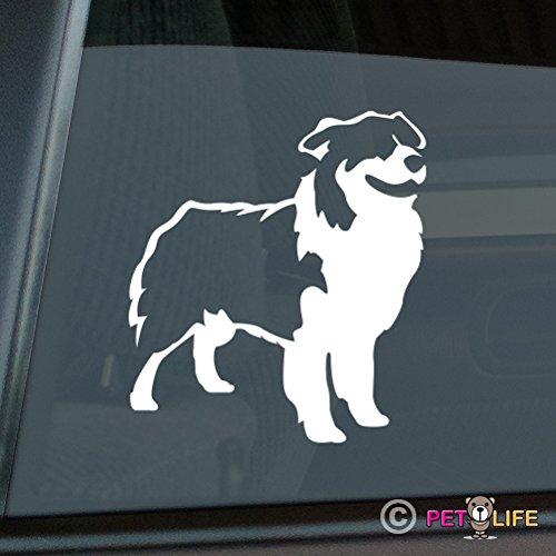 Australian Shepherd Sticker Vinyl Auto Window Sticker Aussie Mister Petlife PD-0005