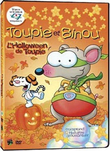 Toupie et Binou - volume 3 : L'halloween de Toupie]()
