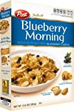 Post Selects Blueberry Morning Cereal 13.5 oz (Pack of 14)
