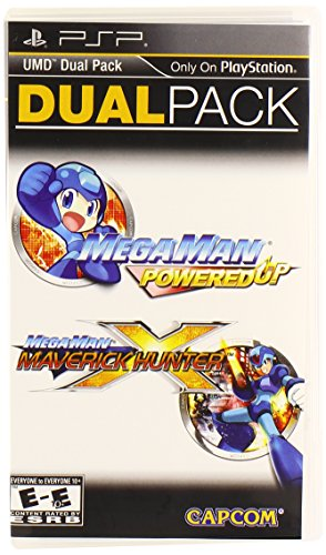 Mega Man Powered Up and Maverick Hunter X Dual Pack – PlayStation Portable