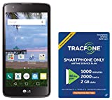 Best Amazon Mobile Phone Plans - TracFone Treasure 4G LTE Prepaid Smartphone with Amazon Review